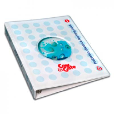 Image of Aqua Binder (Window)