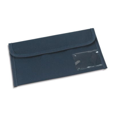 Image of Travel Document Bag With 2 Inner Pockets