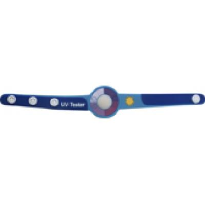 Image of UV tester wrist strap