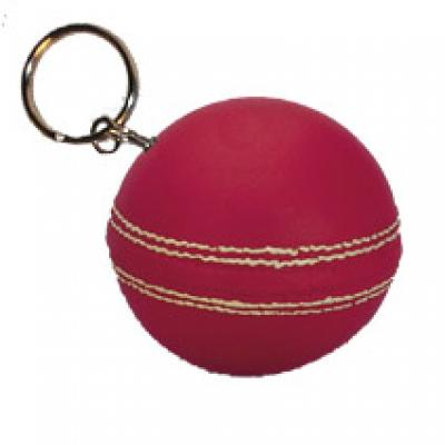 Image of Stress Cricket Ball Keyring