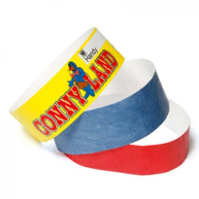Image of Paper WristBands