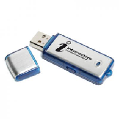 Image of Aluminium 2 USB FlashDrive