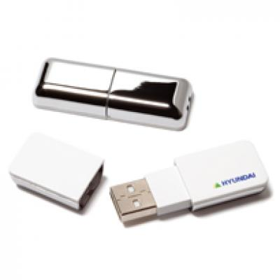 Image of Chrome USB FlashDrive