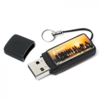 Image of Epoxy Rectangle USB FlashDrive