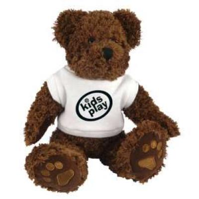 Image of 10 inch Charlie Bear & T-Shirt