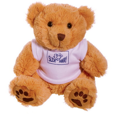 Image of 10 inch Dexter Bear with White T Shirt