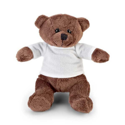 Image of Polyester Plush Toy In TShirt