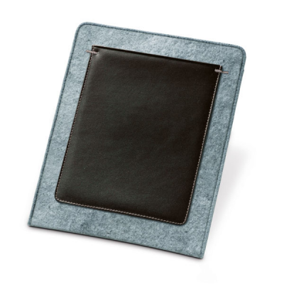 Image of Felt And Imitation Leather Tablet Pc Pouch