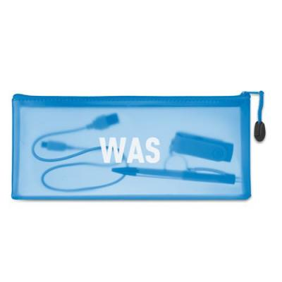 Image of PVC pencil case