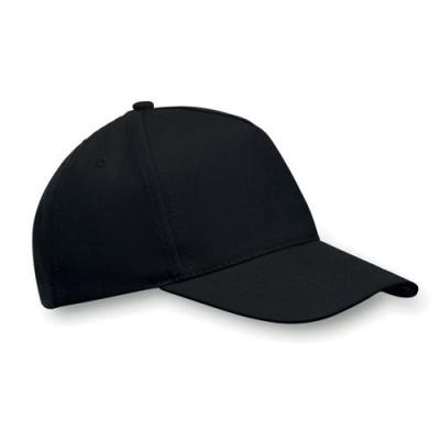 Image of Polyester 5 panel cap