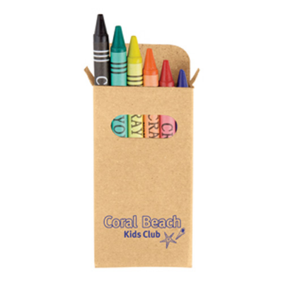 Image of Wax Crayon Set