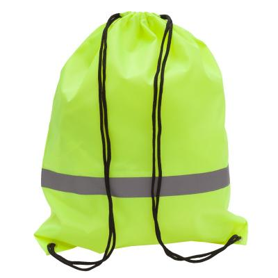 Image of Reflective Drawstring Bag